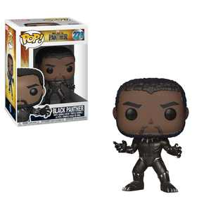 Funko POP Marvel: Black Panther- Black Panther