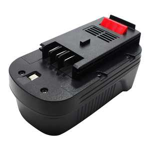 Replacement For Black & Decker 244760-00 Power Tool Battery (1500mAh, 18v, NiCD)