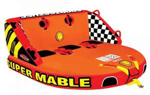 Sportsstuff Super Mable 3-Rider Towable Tube
