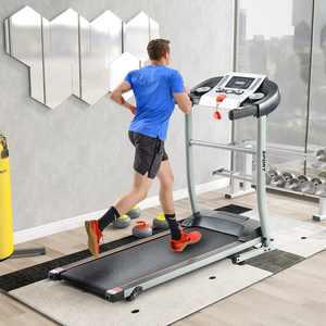 Merax 0722S 1.5HP 3 Manual Incline Folding Electric Treadmill Motorized Running Machine