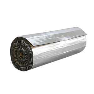 "236mil 16.36sqft Car Sound Deadener Heat Insulation Underlay Mat 60""x40"""
