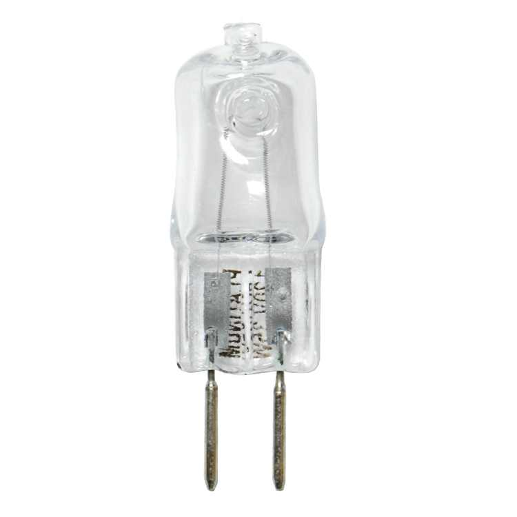 BulbAmerica 35W 120V GY6.35 Bi-Pin Base Clear Halogen Bulb