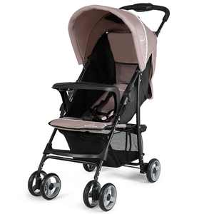 Costway Foldable Lightweight Baby Stroller Kids Travel Pushchair 5-Point Safety System