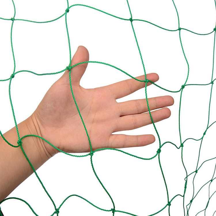 Garden Nylon Trellis Netting Support Climbing Bean Plant Net Grow Fence Decor