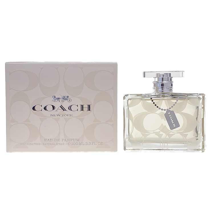 Coach Signature Eau De Parfum, Perfume for Women, 3.4 Oz