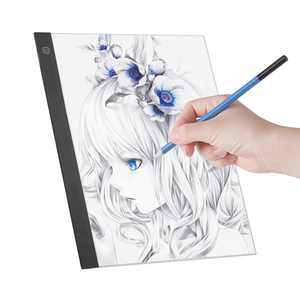 KKmoon A3 Large-size Light Box LED Artcraft Light Pad for Diamond Painting Drawing Sketching