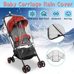 Rain Cover Raincover For Universal Pushchair Infant Stroller Pram Baby Car