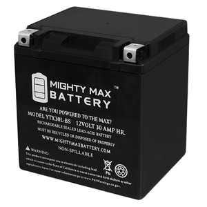 YTX30L-BS 12V 30AH Battery for Polaris Ranger
