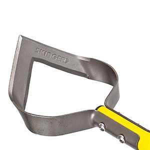 Xtreme Weeder - Weeding tool & garden hoe (Skidger no-rust, push-pull, long handle)