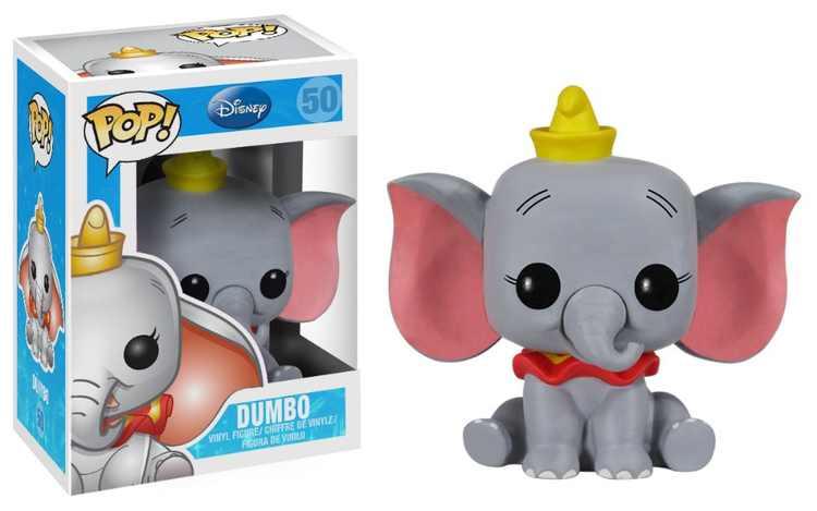 Pop! Disney: Dumbo (Funko)