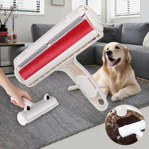 EEEkit Lint Rollers for Pet Hair, Pet Hair Lint Remover Lint Roller Lint Remover Rollers with Brush Head for Dog & Cat Hair Removal, Clothes, Furnitures, Car, Laundry
