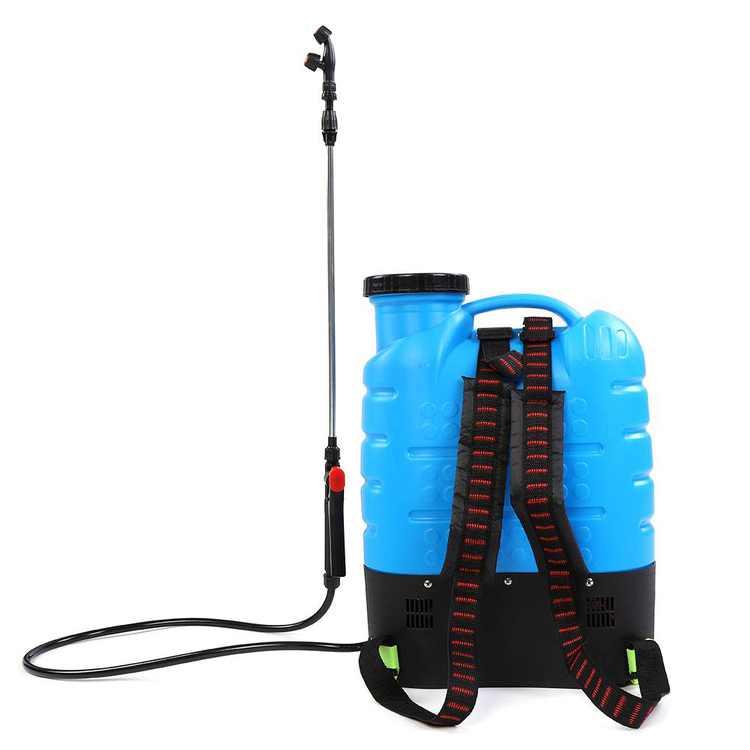 Ashata 16L Electric Backpack Type Agricultural High Pressure Sprayer Gardening Tool 110V US Plug, Garden Spray Pressure Bottle, Backpack Weed Sprayers