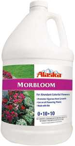 LILLY MILLER ALASKA MORBLOOM FERTILIZER 0-10-10 (Pack of 1)
