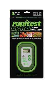Luster Leaf 1835 Digital Soil Tester, 1 pk