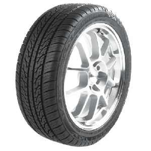 Vercelli Strada 2 All-Season Tire - 205/50R17 93W