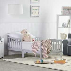 Orbelle 3-6T Toddler Bed-Color:Grey