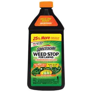 Spectracide Weed Stop for Lawns + Crabgrass Killer Concentrate, 40 oz