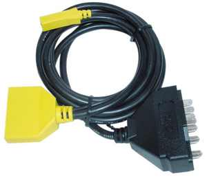 Innova 3149 Ford OBD1 Extension Cable, 6'