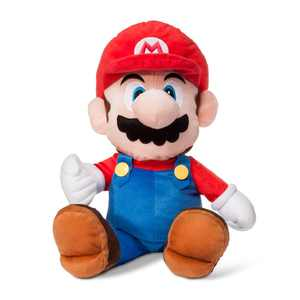 Nintendo Super Mario The Real Thing Kids Bedding, Pillow Buddy, 1 Each