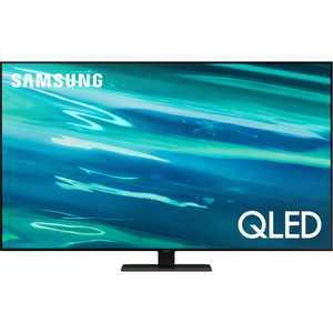 """SAMSUNG 50"""" Class QLED 4K (2160P) LED Smart TV QN50Q80 2021"""