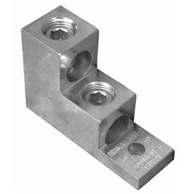 Aluminum Mechanical Lugs Panelboard Lugs - 2 Conductors 300Mcm