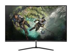 """Acer 32"""" Curved 1920x1080 HDMI DP 165hz 1ms Freesync HD LED Gaming Monitor - ED320QR Sbiipx"""
