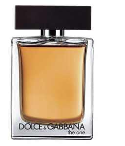 Dolce & Gabbana The One Eau De Toilette Spray, Cologne for Men, 3.3 Oz