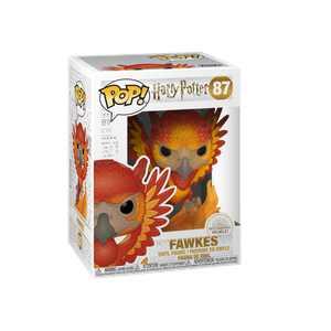 Funko POP! Harry Potter: Harry Potter S7 - Fawkes