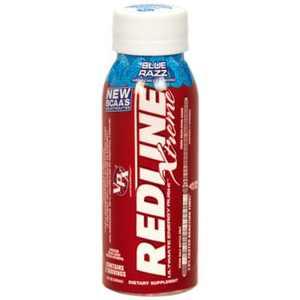 Redline Xtreme Blue Razz, 4 ct