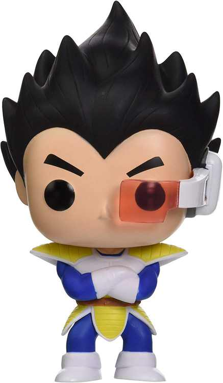 Funko Pop! DRAGONBALLZ VEGETA