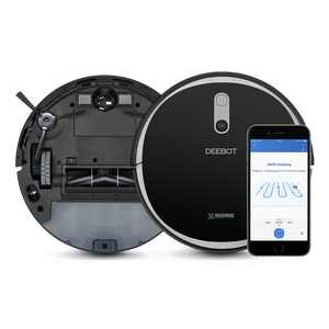 ECOVACS DEEBOT 711 Robot Vacuum Cleaner with App, 110 Minute Battery Life