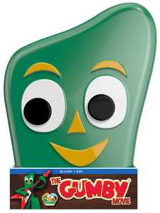 Gumby: The Gumby Movie (Blu-ray)