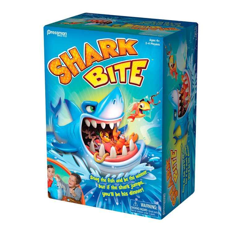 Pressman Toys - Shark Bite Game