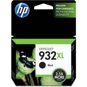 HP 932XL Ink Cartridge, Black (CN053AN)