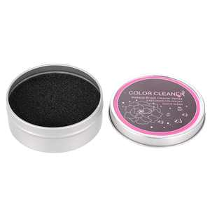 Color Cleaner Makeup Brush Color Removal Dry Clean Sponge Brush Color Swiftly Switch Box Makeup Brush Cleaning Tool