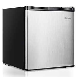 STAKOL 1.1 Cu ft Compact Single Door Mini Upright Freezer ( Not sold to consumers located in California)