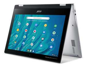 "Acer Chromebook Spin 311 CP311-3H-K3WL Convertible Laptop, MediaTek MT8183C Octa-Core Processor, 11.6"" HD Touchscreen, 4GB LPDDR4X, 32GB eMMC"