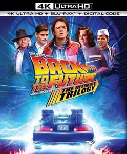 Back to the Future: The Ultimate Trilogy (Blu-Ray)