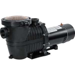 XtremepowerUS 2-Speed Variable 1.5HP Motor Swimming Pool Pump In-Ground Above Ground Pool Strainer Basket UL ETL CSA