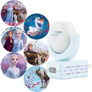 Frozen 2 Projectables LED-Bulb Light-Sensing Night Light, 6 Image, 45028