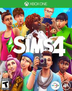 The SIMS 4, Electronic Arts, Xbox One