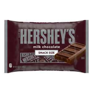 Hershey's, Halloween Milk Chocolate Snack Size Candy Bars, 10.35 oz