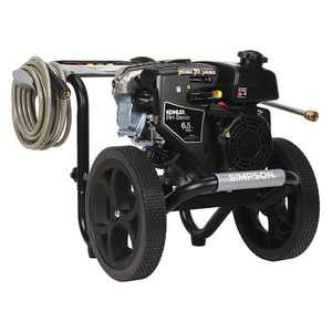 Simpson 2.4GPM 3100 PSI Gas Kohler Engine Pressure Washer