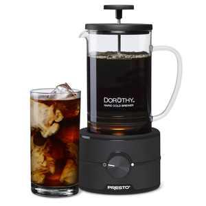 Presto Dorothy Rapid Cold Brew Coffee Maker - 02937