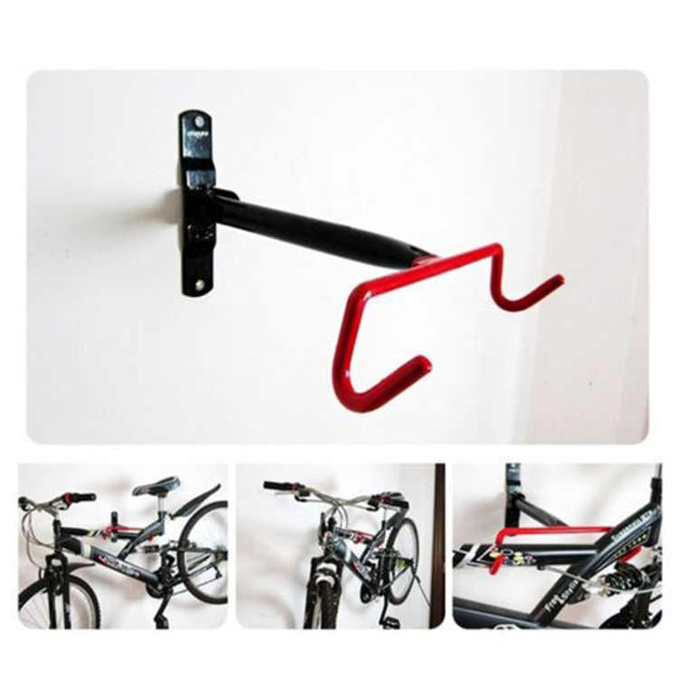 UBesGoo New Cycling Bike Wall Mount Rack Hanger Bicycle Steel Hook Holder US Ship