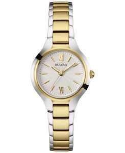 Women's Two-Tone Stainless Steel Bracelet Watch 28mm 98L217