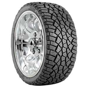 Cooper Zeon LTZ All-Season 275/55R20 XL 117S SUV/Pickup Tire.