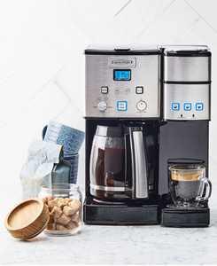 SS-15  Combo Coffee Maker