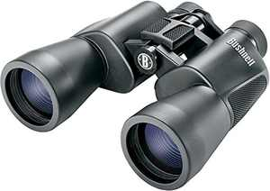 Bushnell Powerview 12x50mm Compact Porro Prism Binoculars (Black)