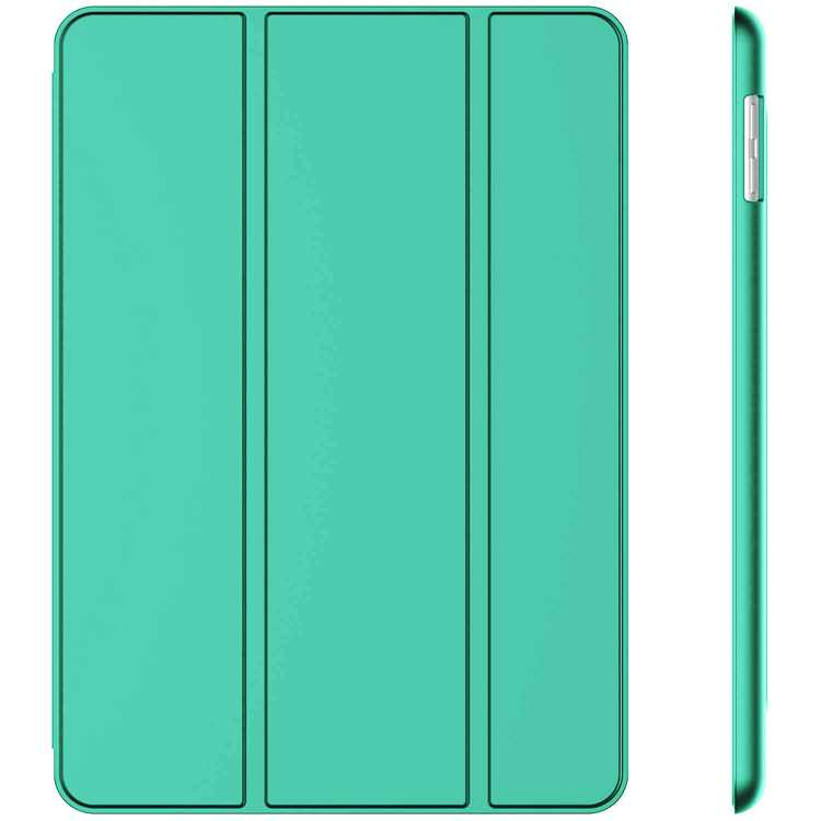 Superb Choice Case for iPad Air 3 (10.5-inch 2019) and iPad Pro 10.5, Auto Wake/Sleep, Green